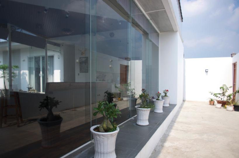Gia chủ Bình Dương nhập 3 lô đất liền nhau để xây nhà vườn kiểu Huế