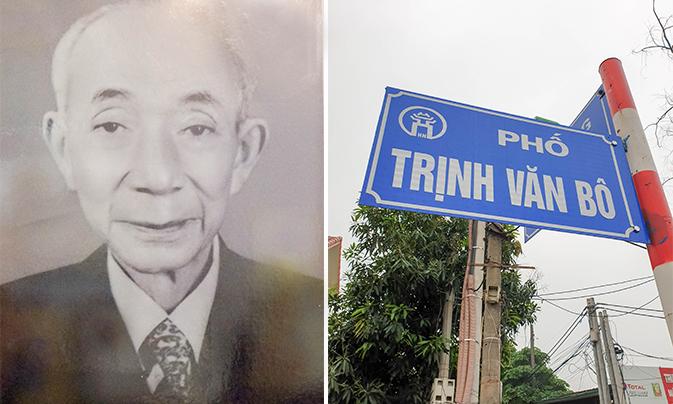 Niềm vui muộn mằn của gia đình nhà tư sản được đặt tên phố ở Hà Nội