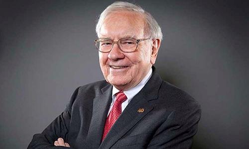 Warren Buffett nổi tiếng là người có cách giáo dục con đặc biệt. Ảnh: