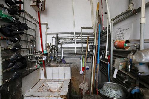 Cảnh tù túng trong tòa chung cư mỏng dính ở Thượng Hải - 7
