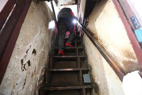 Cảnh tù túng trong tòa chung cư mỏng dính ở Thượng Hải - 6