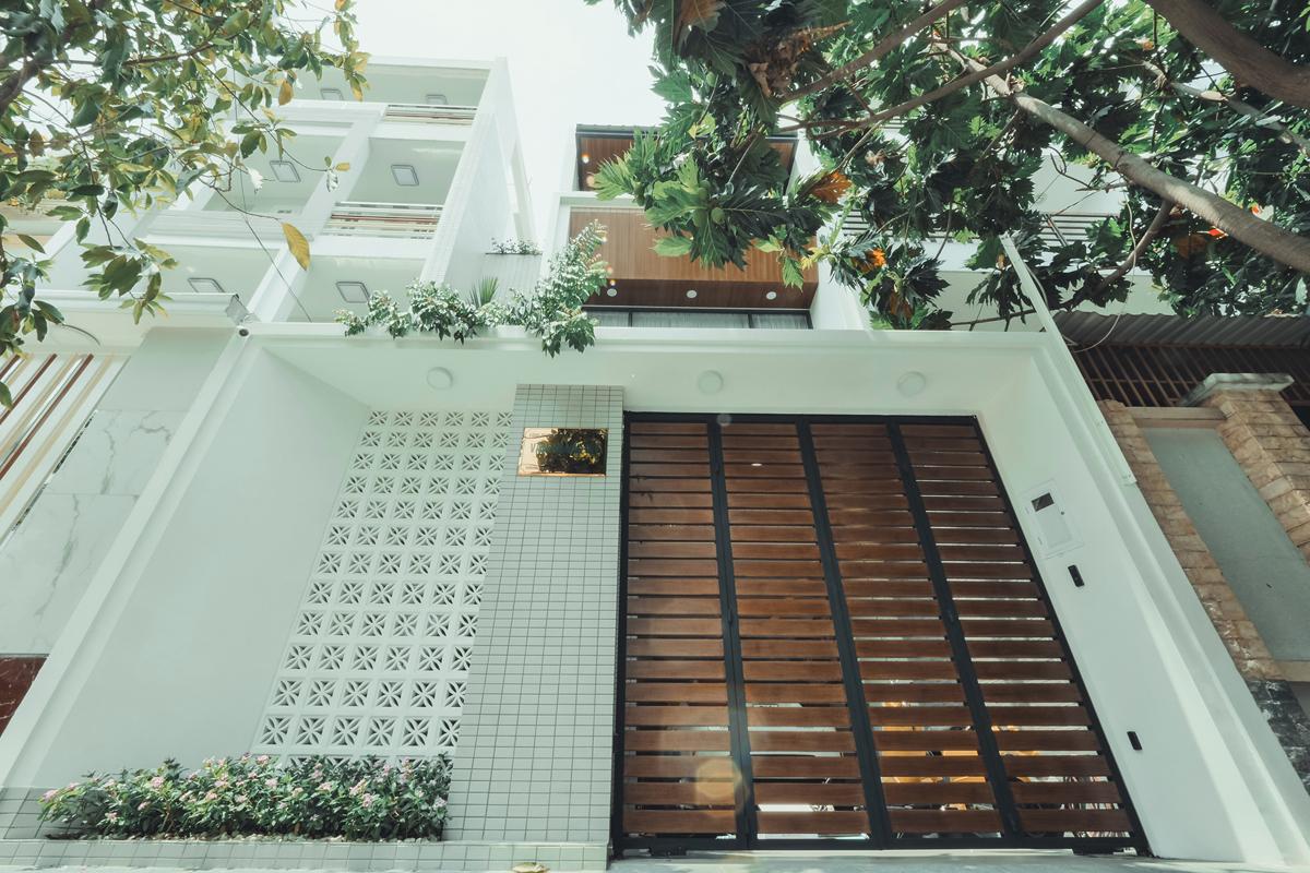 Nhà cũ ở Sài Gòn thành 'khách sạn 5 sao' sau cải tạo
