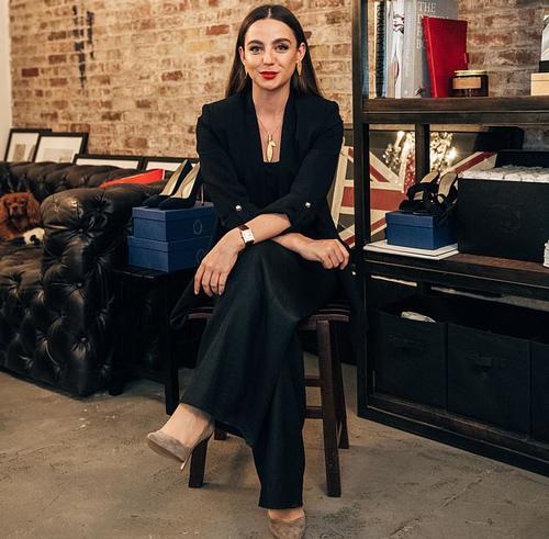 Annastasia Seebohm là một trong những CEO trẻ nhất thế giới.