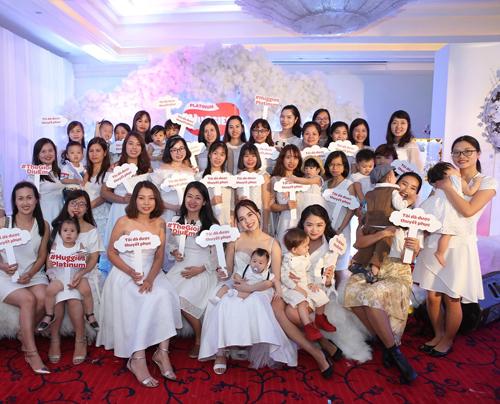 Đinh Ngọc Diệp, Trang Khiếu, Hà Đỗ cùng con trai dự sự kiện mẹ và bé - ảnh 7