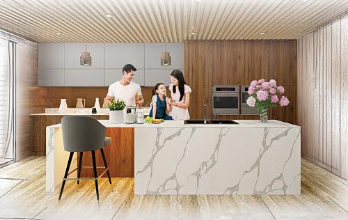 Cuộc thi 'Bếp nhà trong mơ' với giải thưởng gần một tỷ đồng