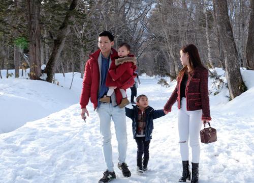Kỹ sư Nhật bỏ việc lương cao giúp vợ gánh vác việc không tên