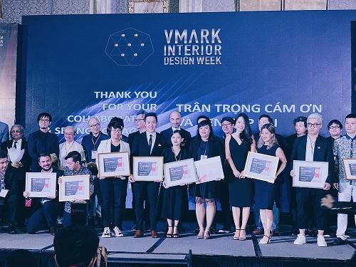TTID nhận giải thưởng tại Lễ trao giải VMark 2019.
