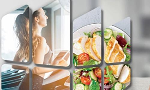 Chế độ ăn kiêng, vận động phù hợp cho cơ thể chắc khỏe - VnExpress Đời sống