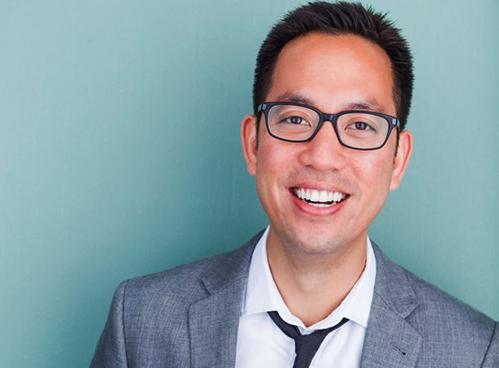 Eric Wu. Ảnh: Opendoor.