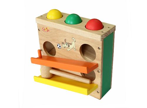 Hộp đập banh Colligo gỗ – 90105