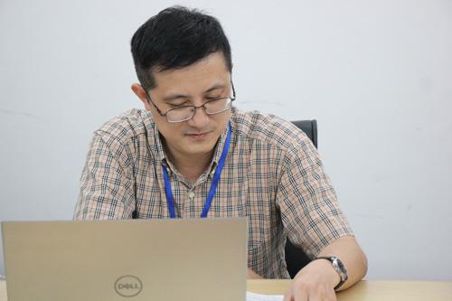 Phó giáo sư, Tiến sĩ Nguyễn Việt Dũng - Viện trưởng Viện Khoa học và Công nghệ Nhiệt-Lạnh, Trường Đại học Bách khoa Hà Nội.