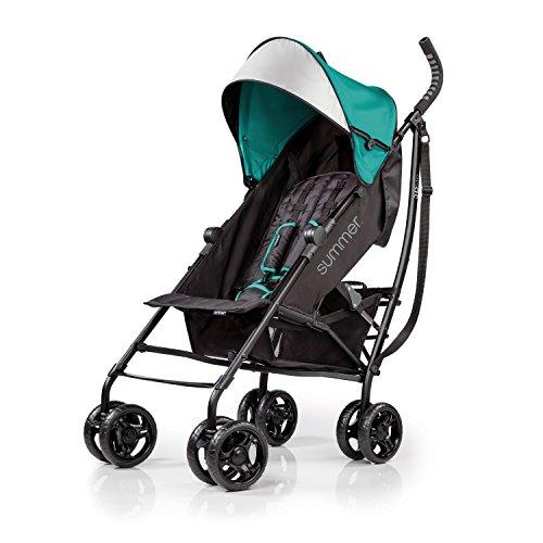 Xe đẩy Summer Infant của Mỹ được nhiều mẹ bỉm sữa lựa chọn vì giá thành hợp lý, tính năng tốt, nhẹ.