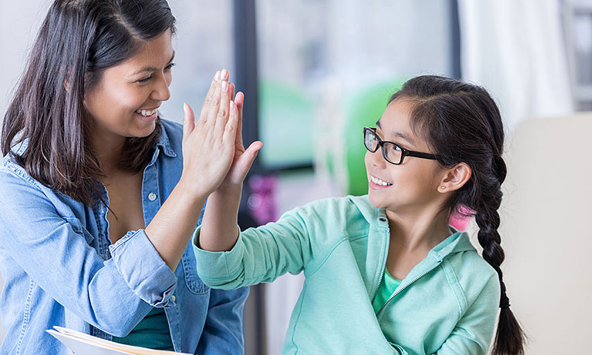 10 dấu hiệu con bạn dễ thành công trong tương lai - Đời sống