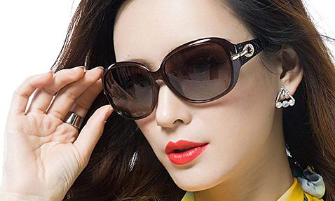 Chọn kính râm bảo vệ mắt, hợp thời trang cho phái đẹp - Đời sống