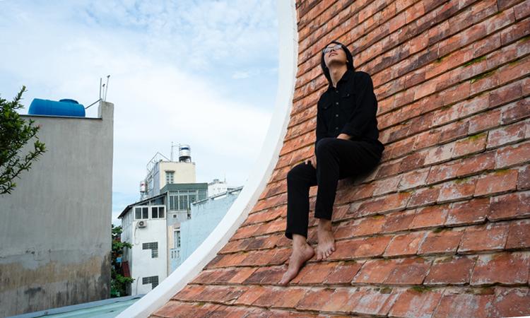 Gia chủ Sài Gòn có thể tiếp khách trên mái nhà - Đời sống