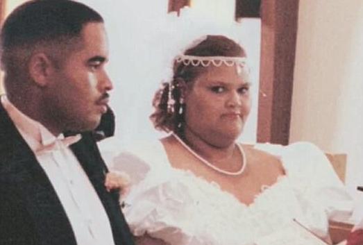 Bà Milla kết hôn với người chồng không để ý đến cân nặng, dù ngày đó bà đã rất béo. Ảnh: Meaww.