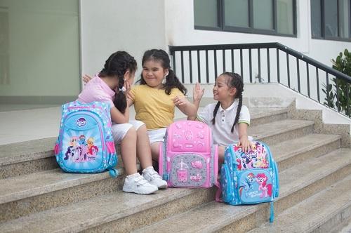 Bí quyết chọn ba lô chất lượng cho bé đến trường - ảnh 3