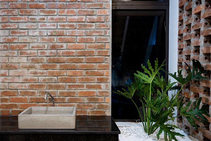 Lỗ gió, cây xanh mang tươi mát vào nhà Quảng Bình - ảnh 19