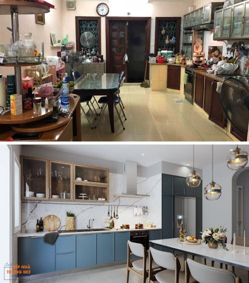 15 thiết kế 3D của vòng 2 cuộc thi Bếp nhà trong mơ - ảnh 2