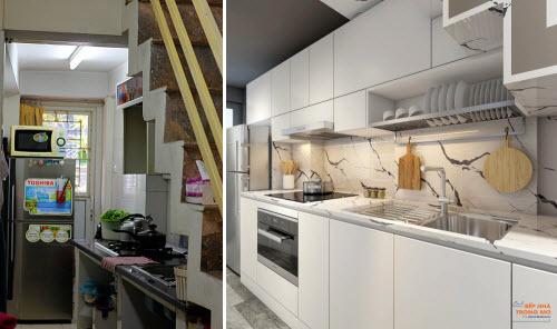 15 thiết kế 3D của vòng 2 cuộc thi Bếp nhà trong mơ - ảnh 3