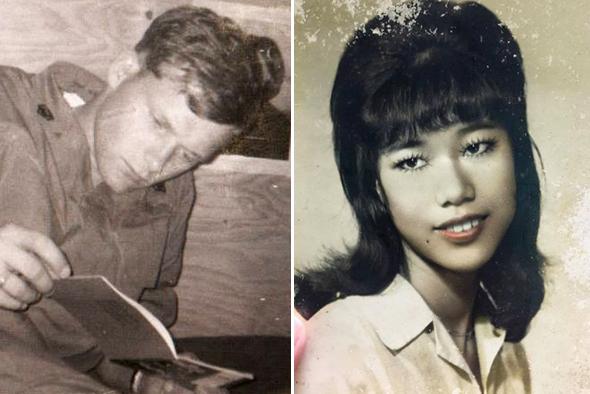 Cựu binh Mỹ tìm lại mối tình đầu ở Việt Nam sau 50 năm - ảnh 1