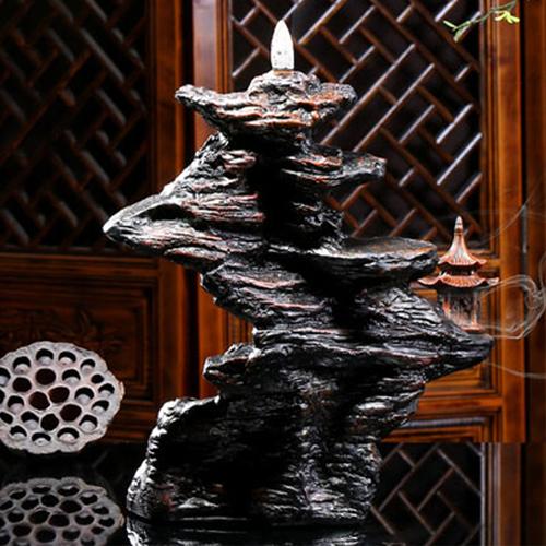 Thác khói trầm hương tô điểm cho không gian sang trọng - 8