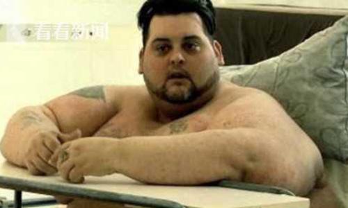 Từng vô địch cuộc thi giảm cân, người đàn ông qua đời vì quá béo - ảnh 2