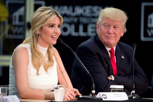 Ivanka Trump: Cô tiểu thư không sướng từ trong trứng - ảnh 2