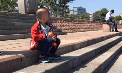 Anh Liu đã nuôi con người khác suốt 5 năm. Ảnh: ourjiangsu