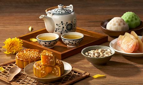 Hương vị truyền thống của bánh Trung thu Richy trong mâm cỗ đêm rằm - VnExpress Đời sống