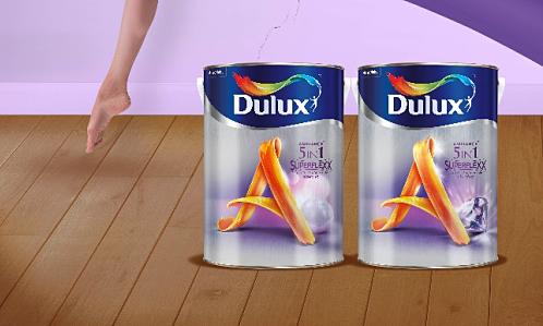 Sơn Dulux.