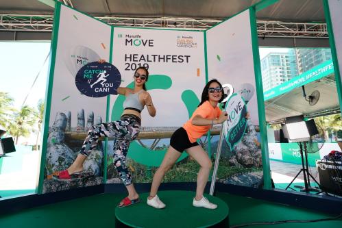 Hàng nghìn người tham gia lễ hội vận động tại Đà Nẵng - 7