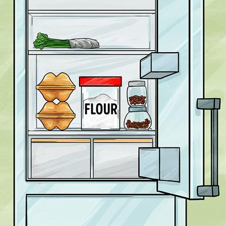 Thực phẩm nên và không nên để trong tủ lạnh - 2