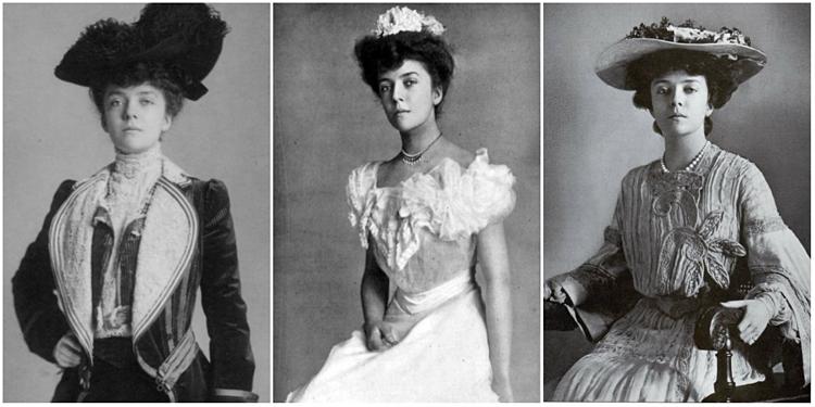 Vẻ đẹp cùng gu ăn mặc thời thượng khiến Công chúa Alice trở thành thần tượng của giới trẻ Mỹ thế kỷ 20. Ảnh: Vintage Everyday.