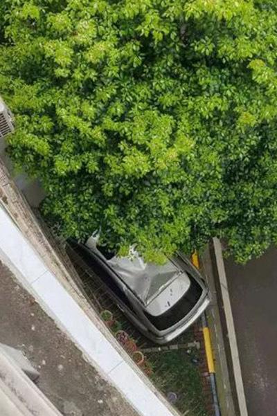 Hiện trường vụ tai nạn. Ảnh: Changjiang Daily.