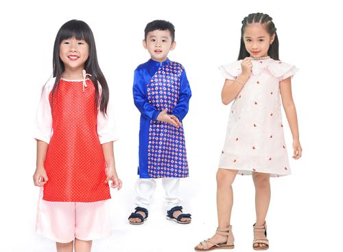 Lựa chọn các mẫu trang phục cho bé trong đêm trung thu.