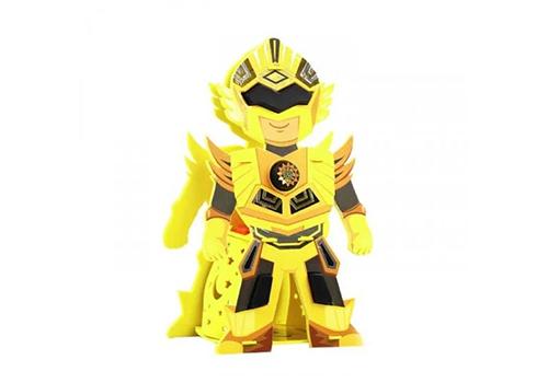 Lồng đèn ước mơ Kibu hình siêu nhân mặt trời màu vàng bắt mắt,