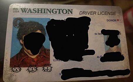 Người đàn ông trả giá vì ký tên bằng hình vẽ - ảnh 1