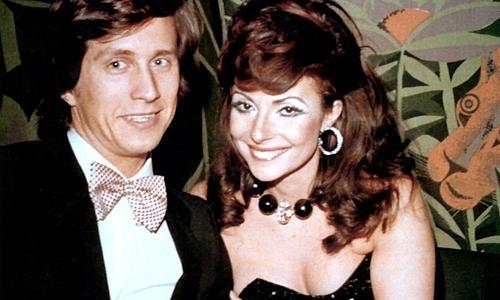 Vợ chồng MaurizioGucci vàReggiani thời trẻ. Ảnh: Rex Shutterstock.