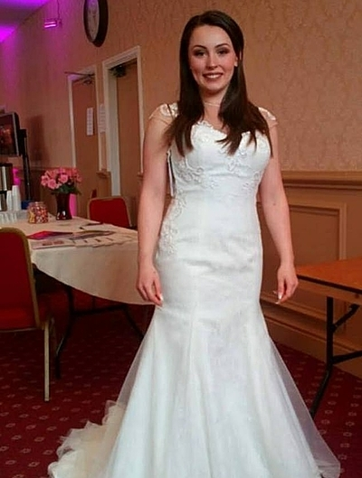 Emily đã mơ về đám cưới với người tình 56 tuổi. Ảnh: Daily Star.
