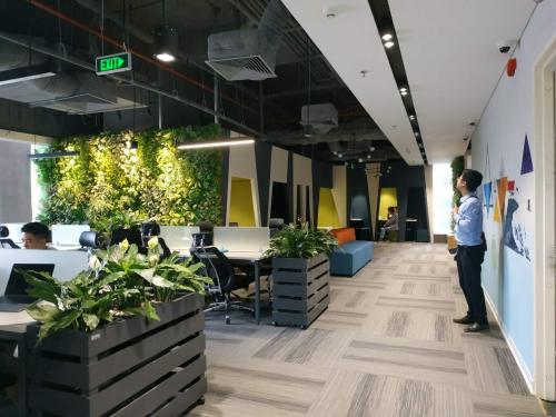Xu hướng thiết kế nội thất văn phòng 4.0 (xin bài edit) - 2