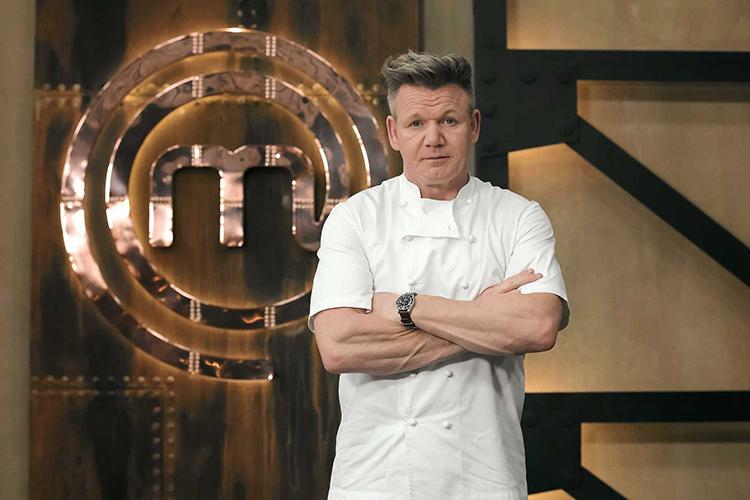 Siêu đầu bếp Gordon Ramsay từng được Hoàng gia Anh phong tước Tiểu hiệp sĩ vì đóng góp lớn cho nền ẩm thực nước nhà. Ảnh: Fox.