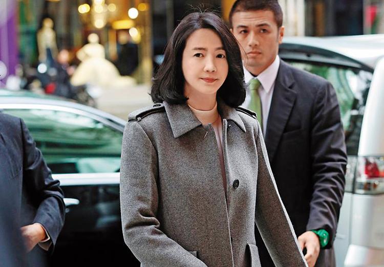 Bà Bành Tuyết Phân từng là một diễn viên rất nổi tiếng của Đài Loan những năm cuối thập kỷ 70. Ảnh: sina.