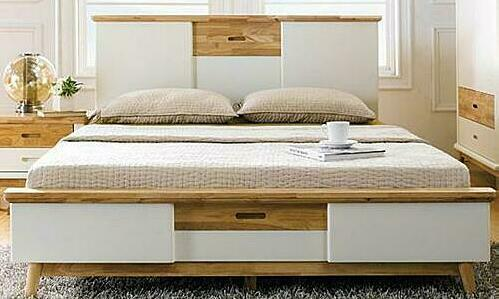 Loạt giường đôi cho vợ chồng son - Đời sống