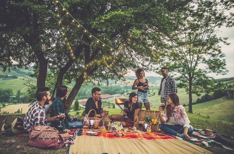 Bí quyết sống vui khỏe của người Ý