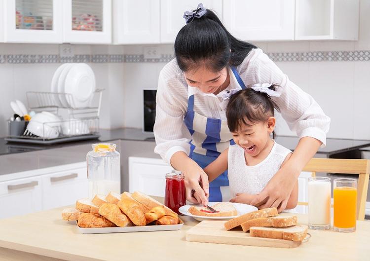 Phụ nữ chia sẻ về chuyện bếp núc - ảnh 1