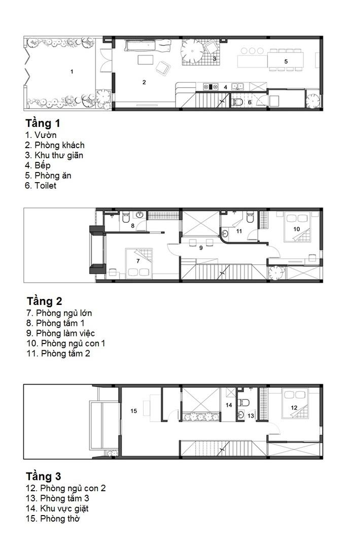 Ngôi nhà như resort sau những khung vòm