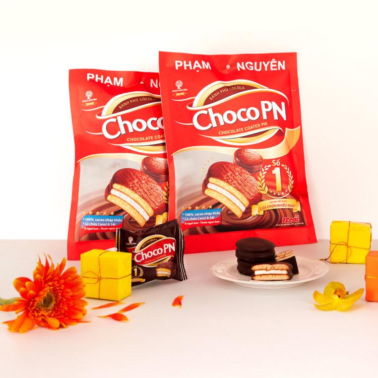 BánhChoco PN Phạm Nguyên là một trong những thương hiệu được người dùng lựa chọn.