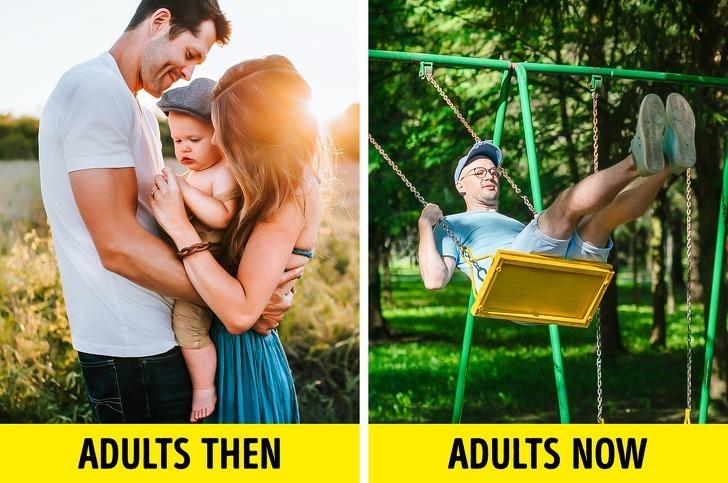 Người trẻ ngày nay trì hoãn trưởng thành lâu hơn.