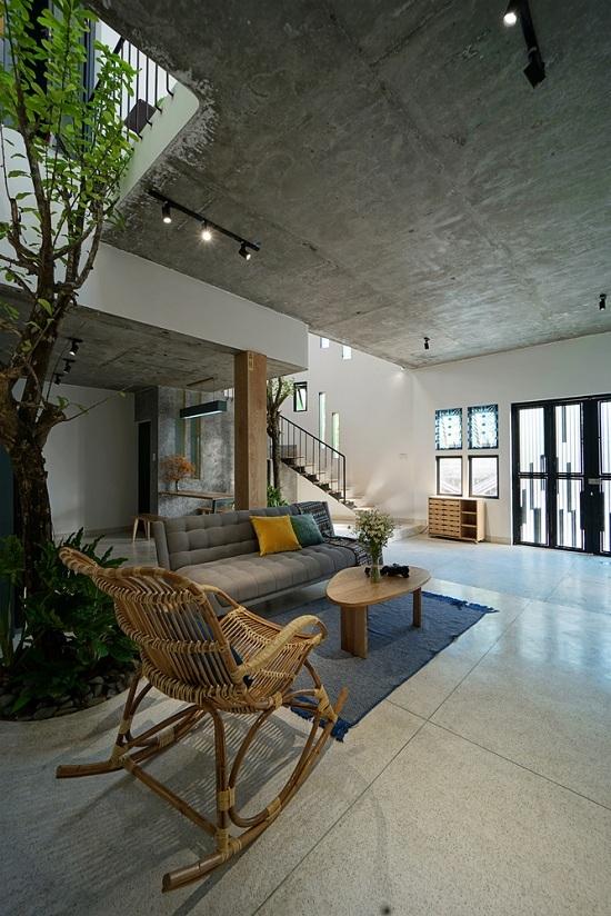 5 680x0 - Ngôi nhà hai tầng trên mảnh đất méo 60 m2 ở Đà Nẵng